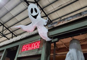 Spooky Trolley